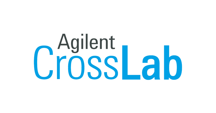 Agilent cross lab logo